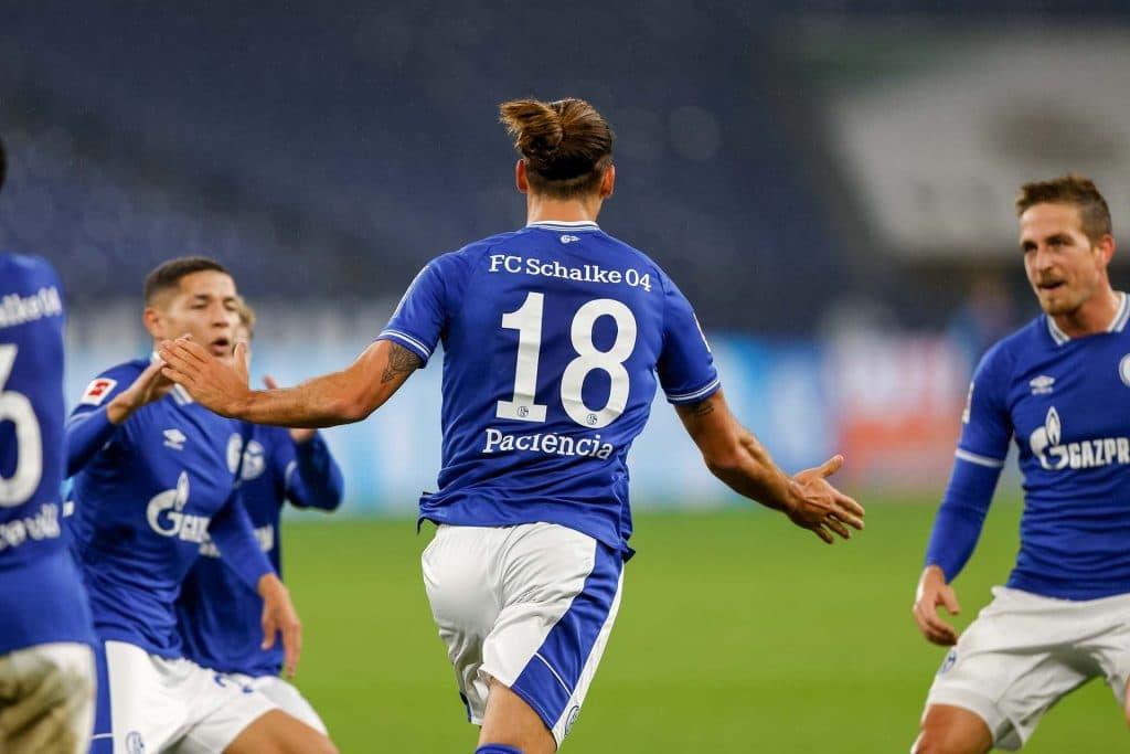 Apostas Dortmund x Schalke