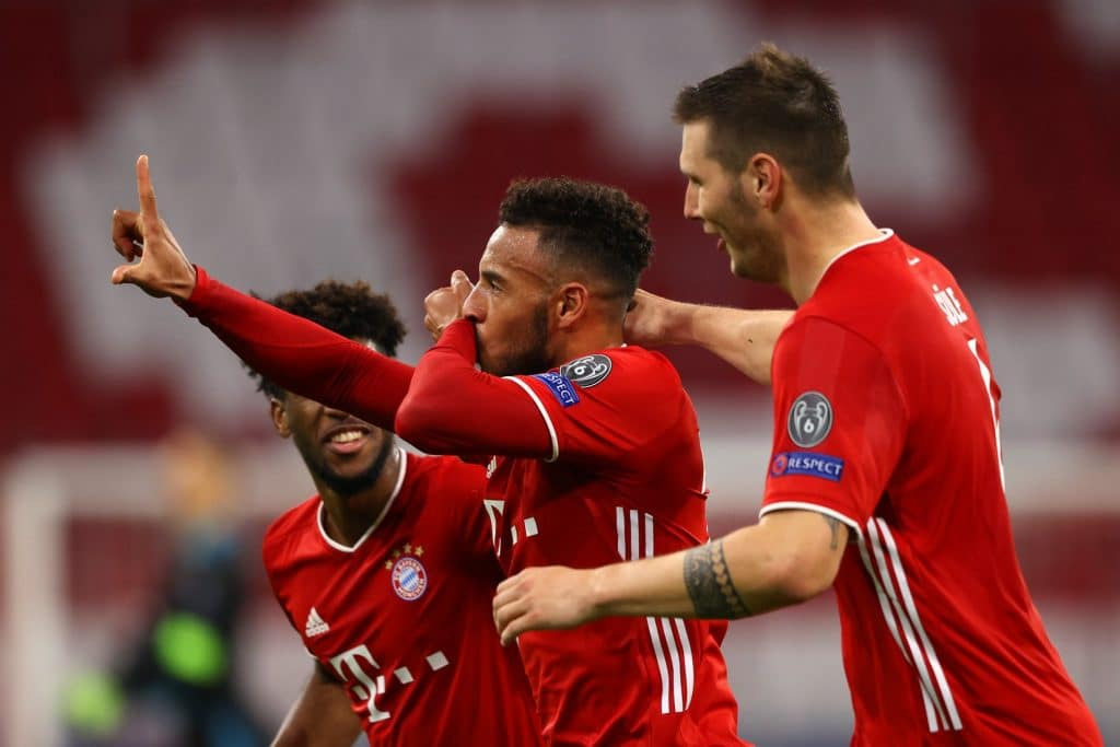Apostas Bayern x Eintracht