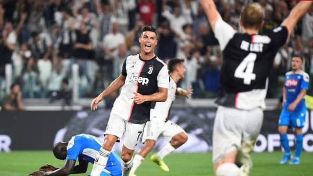 Apostas Juventus x Napoli