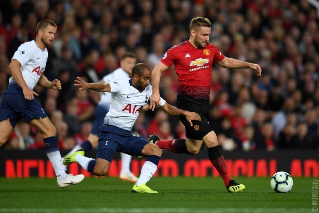 Apostas Manchester United x Totthenham