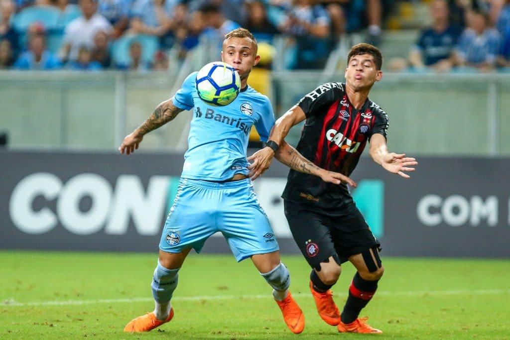 Apostas Athletico Paranaense x Grêmio