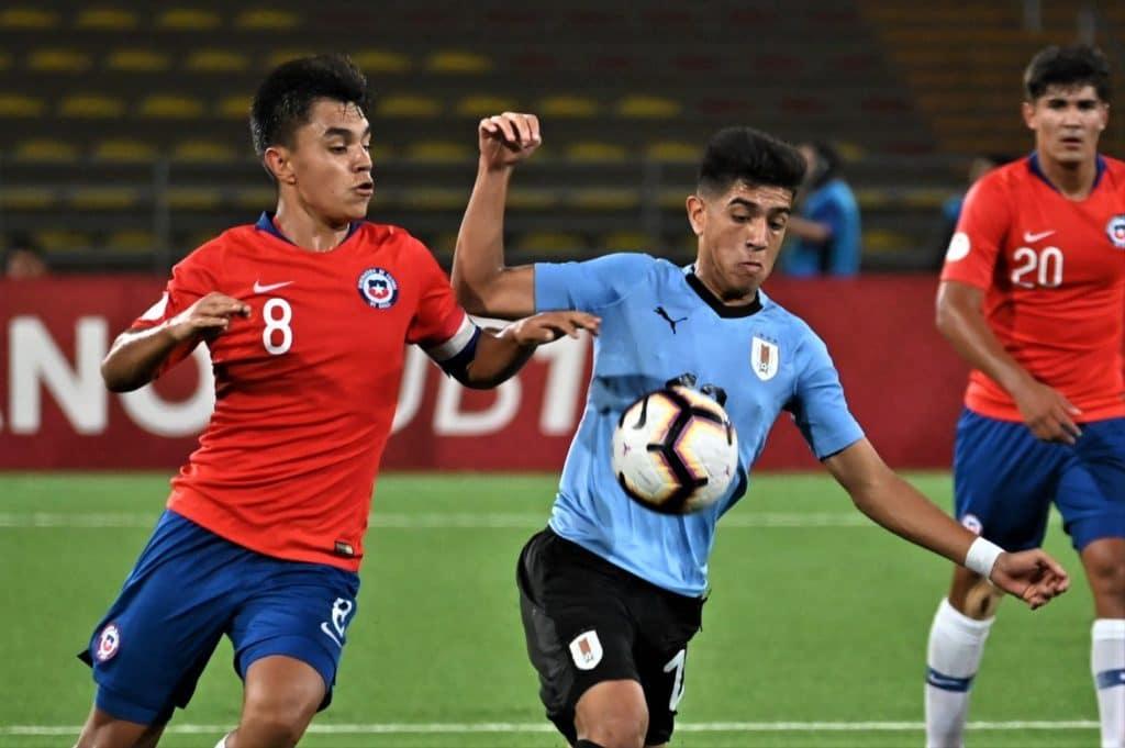Apostas Uruguai x Chile
