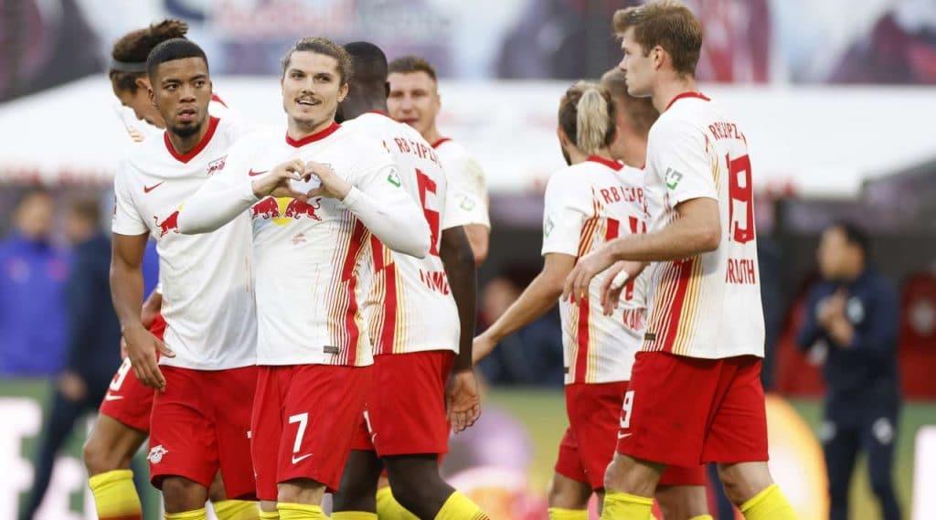 Apostas United x Leipzig