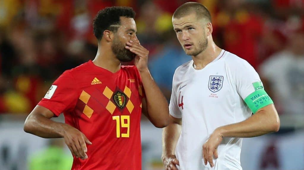 Apostas Inglaterra x Bélgica