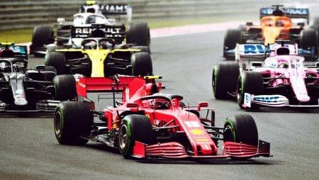 Apostas Grande Prêmio da Emilia-Romagna Fórmula 1 01/11/2020