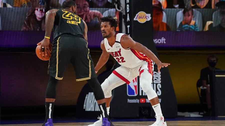 Apostas Lakers x Heat