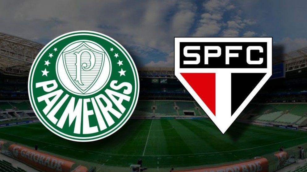 Apostar em Palmeiras x São Paulo Brasileirão 10/10/2020