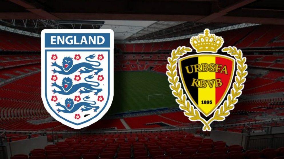 Apostas Inglaterra x Bélgica Nations League 11/10/2020