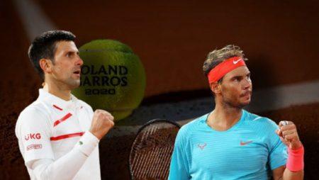 Apostas Novak Djokovic x Rafael Nadal Final Roland Garros 11/10/2020