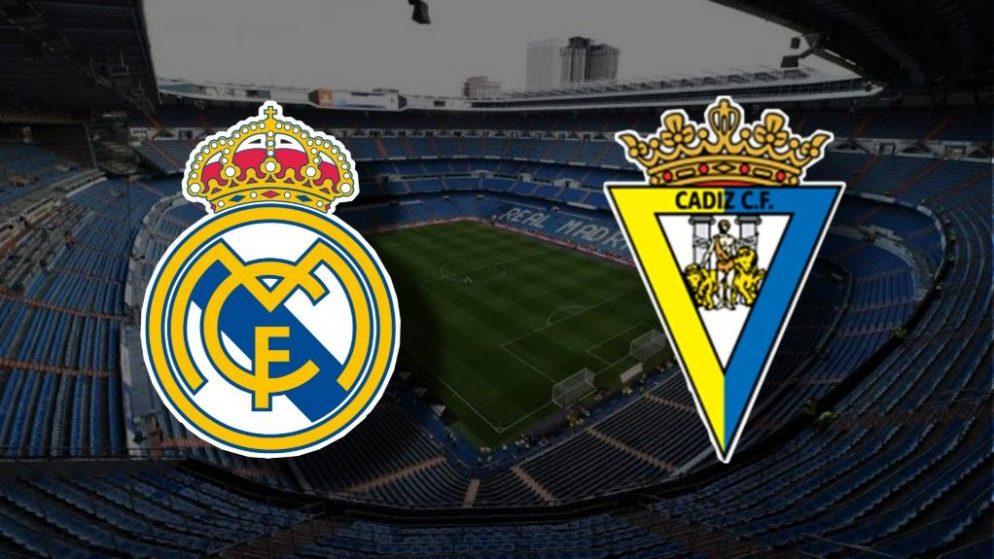 Apostas Real Madrid x Cádiz La Liga 17/10/2020