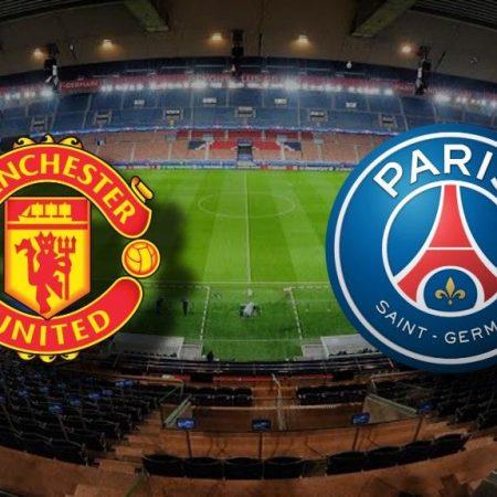 Apostas PSG x Manchester United UEFA Champions League 20/10/2020