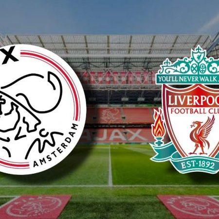 Apostas Ajax x Liverpool UEFA Champions League 21/10/2020