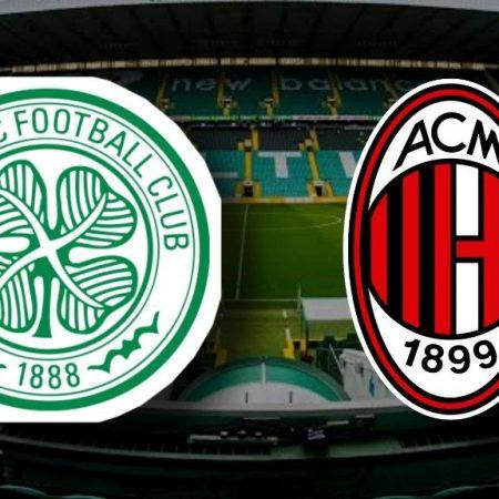 Apostas Celtic x Milan Europa League 22/10/2020