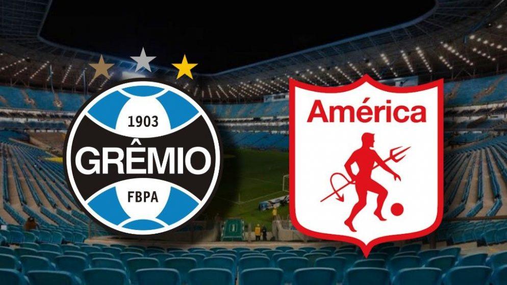 Apostas Grêmio x América de Cali Libertadores da América 22/10/2020