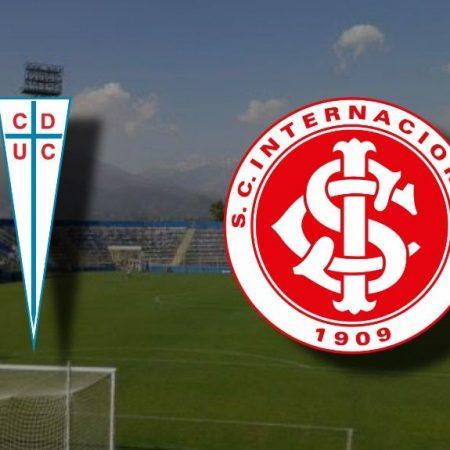 Apostas Universidad Católica x Internacional Libertadores da América 22/10/2020