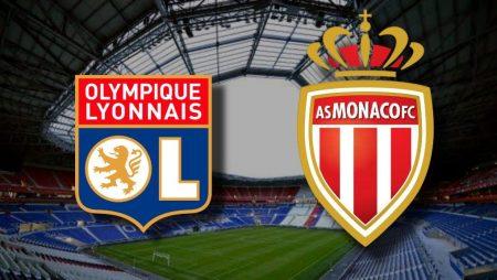 Apostas Lyon x AS Mônaco Ligue 1 25/10/2020