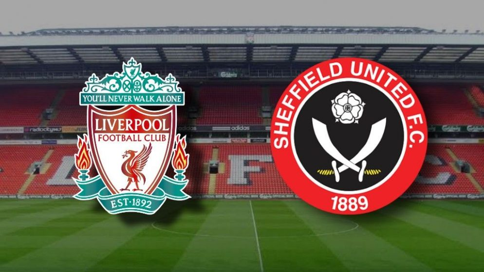 Apostas Liverpool x Sheffield United Premier League 24/04/2020