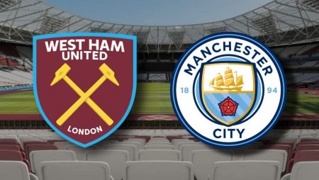 Apostas West Ham x Manchester City Premier League 24/10/2020