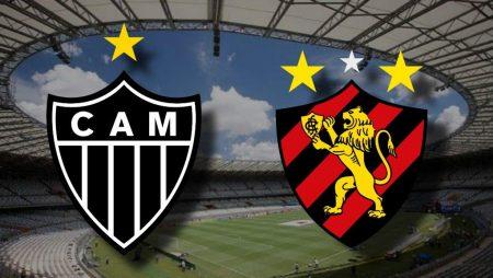 Apostas Atlético-MG x Sport Brasileirão 24/10/2020