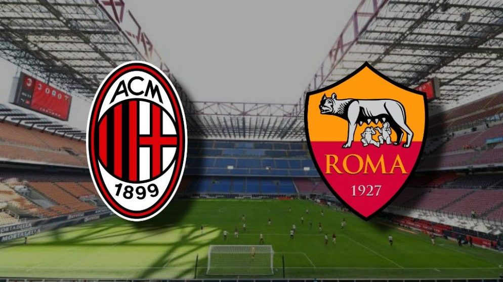 Apostas Milan x Roma Serie A 26/10/2020