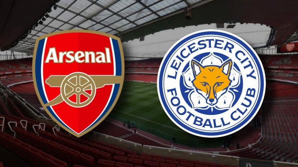 Apostas Arsenal x Leicester Premier League 25/10/2020