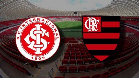 Apostas Internacional x Flamengo Brasileirão 25/10/2020