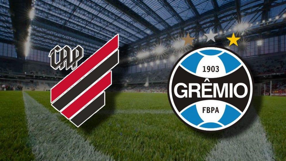 Apostas Athletico Paranaense x Grêmio Brasileirão 25/10/2020