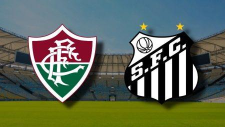 Apostas Fluminense x Santos Brasileirão 25/10/2020