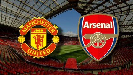Apostas Manchester United x Arsenal Premier League 01/11/2020
