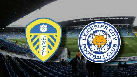 Apostas Leeds United x Leicester Premier League 02/11/2020