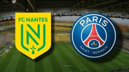 Apostas Nantes x Paris Saint-Germain Campeonato Francês 31/10/2020