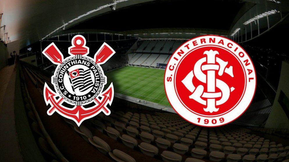 Apostas Corinthians x Internacional Brasileirão 31/10/2020