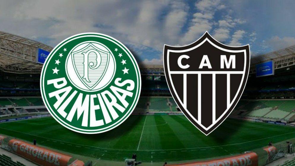 Apostas Palmeiras x Atlético-MG Brasileirão 02/11/2020