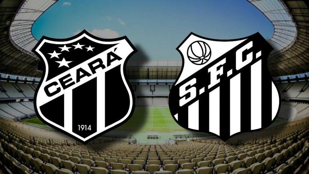 Apostas Ceará x Santos Copa do Brasil 04/11/2020