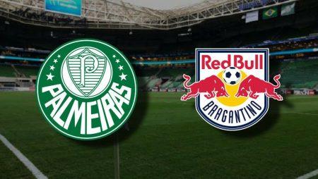 Apostas Palmeiras x Red Bull Bragantino Brasileirão 27/12/2020