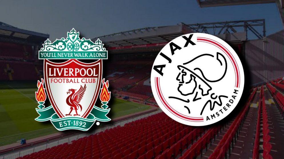Apostas Liverpool x Ajax Liga dos Campeões 01/12/2020