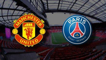 Apostas Manchester United x PSG Liga dos Campeões 02/12/2020
