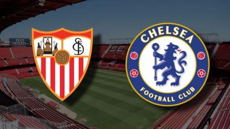 Apostas Sevilla x Chelsea Liga dos Campeões 02/12/2020
