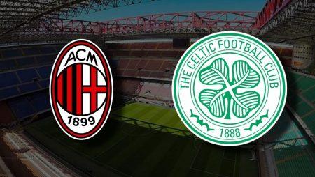 Apostas Milan x Celtic Europa League 03/12/2020