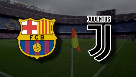 Apostas Barcelona x Juventus Liga dos Campeões 08/12/2020