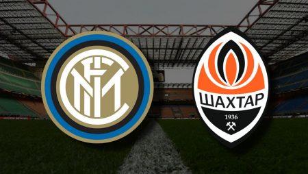 Apostas Inter de Milão x Shakhtar Donetsk Liga dos Campeões 09/12/2020