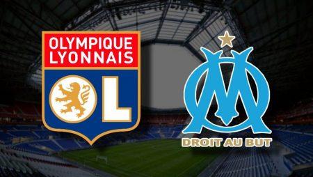 Apostas Lyon x Olympique de Marseille Ligue 1 04/10/2020
