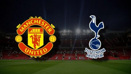 Apostas Manchester United x Tottenham Premier League 04/10/2020