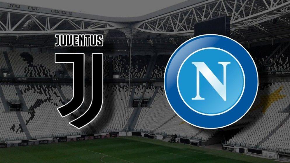 Apostas Juventus x Napoli Serie A 04/10/2020
