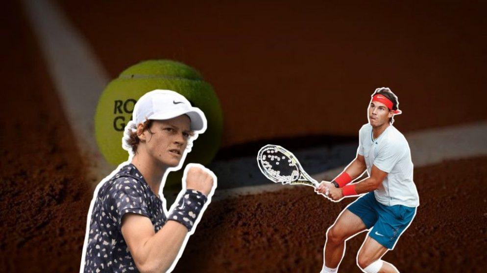 Apostas Jannik Sinner x Rafael Nadal Roland Garros 06/10/2020