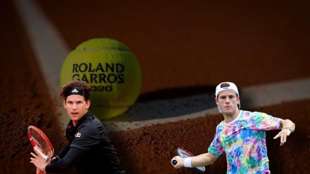 Apostas Diego Schwartzman x Dominic Thiem Roland Garros 06/10/2020