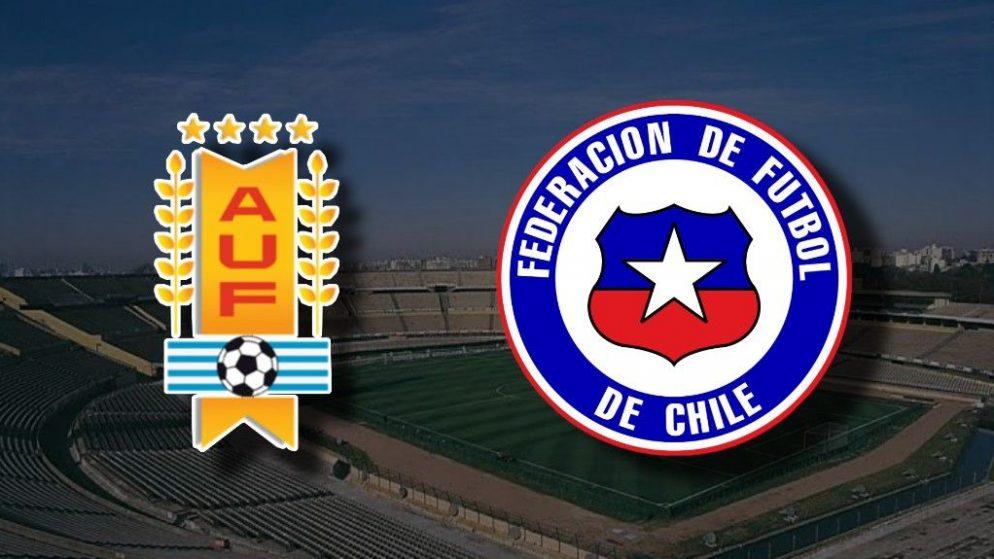 Apostas Uruguai x Chile Eliminatórias Copa de 2022 08/10/2020
