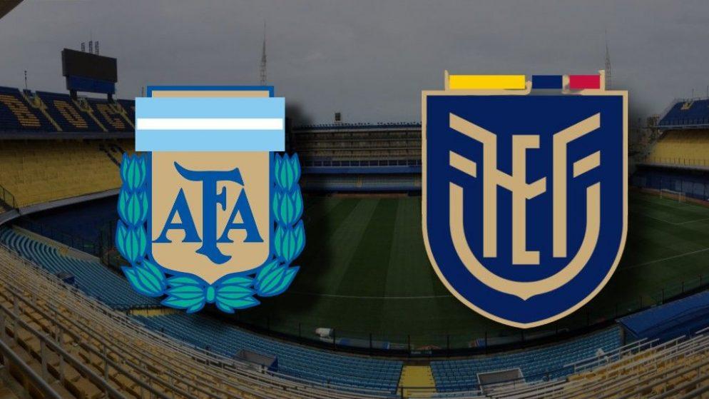 Apostas Argentina x Equador Eliminatórias da Copa de 2022 08/10/2020