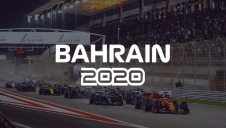 Apostas Grande Prêmio do Bahrein Fórmula 1 29/11/2020