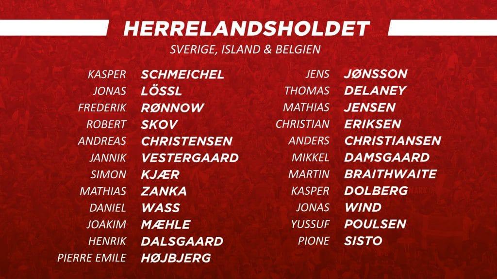 Apostas Dinamarca x Suécia